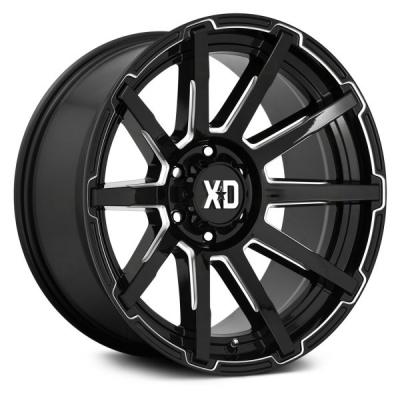 XD847 OUTBREAK GLOSS BLACK MILLED