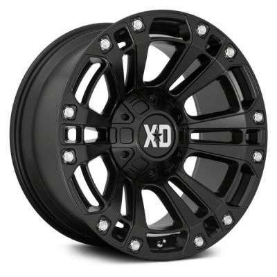 XD851 SATIN BLACK