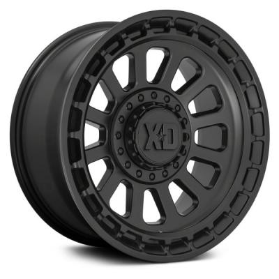 XD856 SATIN BLACK